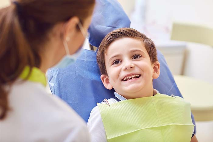 Banner image fo Pediatric Dentist page