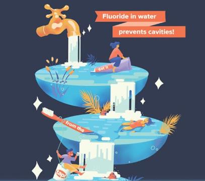 QODC fluoride poster