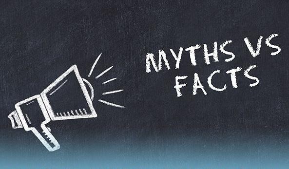 Myth v. Fact poster